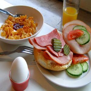 najważniejszy posiłek dnia - śniadanie