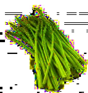 dietetyczna sałatka ze szparagami